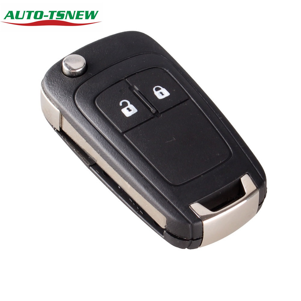 Opel 2 button key fob