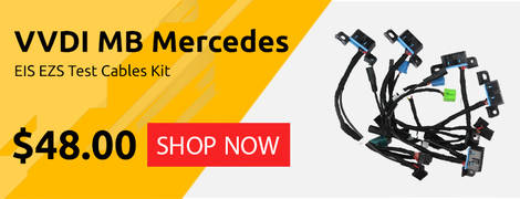 VVDI MB Mercedes Benz EIS EZS Test Cables Kit