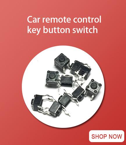 Renault Megane4 Talisman Espace5 Smart Card Key 4 Buttons 433MHz PCF7953M Black Color